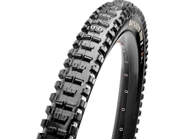 "Maxxis Minion DHR II Skinwall Folding Tyre 29x2.40"" WT EXO TR Dual"